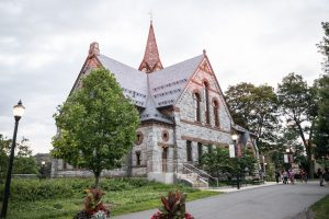 Old Chapel UMass Amherst